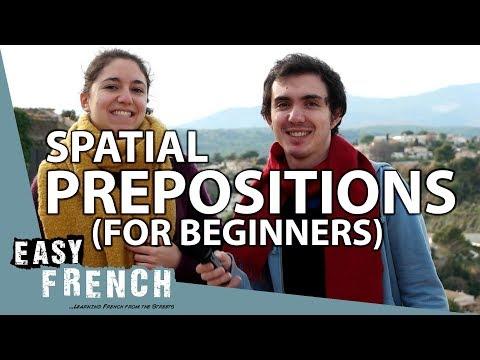 Tiếng Pháp bài 18