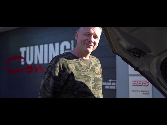 Eventuri Ansaugsystem für Audi RS6 - Vergleichsmessung