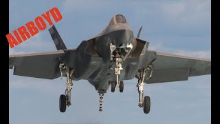 F-35C Missed Traps And Landings