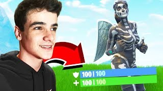 I PLAYED WITH THE SKIN OF MY DREAMS!!! -Fortnite Battle Royale