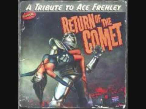COLD GIN -L. A. GUNS- COVER OF KISS FROM THE ALBUM RETURN TO COMET A TRIBUTE TO ACE FREHLEY