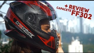 Review: Capacete NORISK FF302