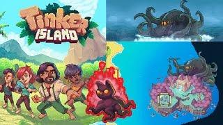 Tinker Island HALLOWEEN COLUMNS New Unlocked Character