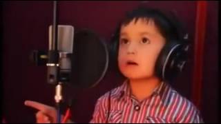 Izlenme Rekorları Kıran Işte O Cocuk Özbek çocuğun İnanılmaz Müthiş Sesi ,mutlak