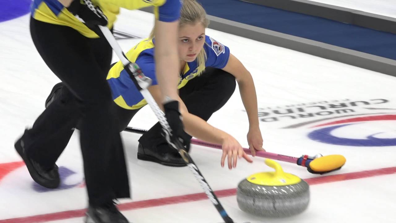 World Mixed Curling Championship 2016 - Final. RUS vs SWE