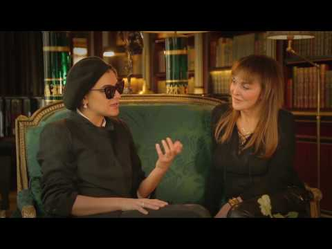 Rencontre Melody Gardot et Babeth Djian www.people.network