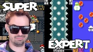 Скачать Mario Maker Believe You Can Do It Cause You Can Do It W Science Rant Super Expert 15