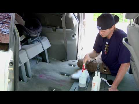 Auto Detailing : How To Get Rid Of Fish Smells In The Car