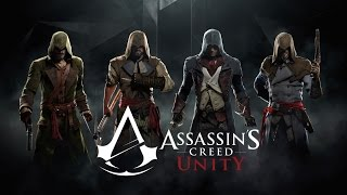 assassin s creed unity ps4 mode multi en co op gameplay fr