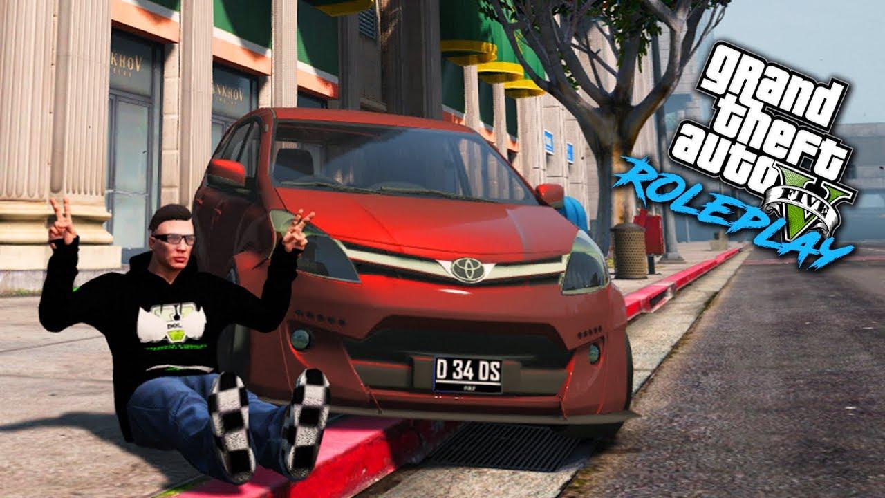 Warga Baru Langsung Beli Mobil Gta V Roleplay Indonesia Youtube