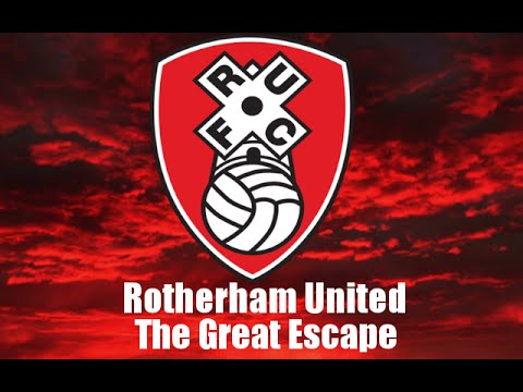 Rotherham United   The Great Escape   2015/2016