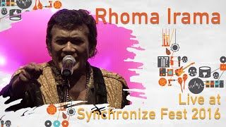 Download Rhoma Irama LIVE @ Synchronize Fest 2016