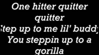 Mark Henry Theme Song w/ Lyrics