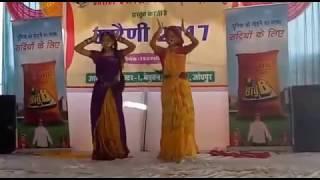 Uttraini-2017 Anjali & Himanshi