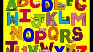Marathi Balgeet: ABCD Alphabets - Animated Song For Kids (2012)