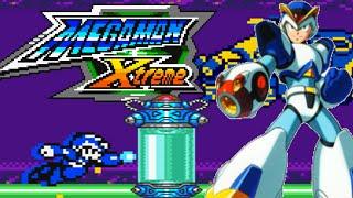 MegaMan Xtreme - All Upgrades, Zero Programs, Heart & Sub Tank Locations + Hadouken + Shoryuken!