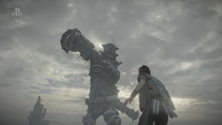 SHADOW OF THE COLOSSUS REMAKE Trailer E3 2017