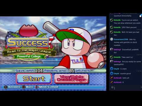 Let's Play MLB Power Pros: Tomorrow's Success Mode Part 003