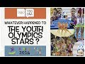 Whatever happened to the Youth Olympics finalists - Aside #2