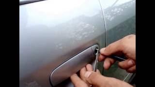 Audi A6! Аварийное открытие автомобилей, квартир, Мелитополь.
