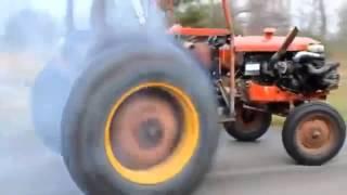 Дрифт на тракторе ЖЕСТЬ!!! | Приколы ржака
