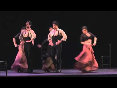 Compañía Manuel Liñán Nómada - Flamenco Festival Mar 10-18, 2016