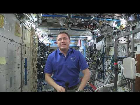 Space Station Crew Member Discusses Life in Space with Denver Media