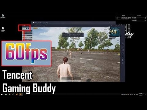HOW TO GET 60 FPS IN TENCENT GAMING BUDDY 2019 || BEST GFX TOOL FOR tgb