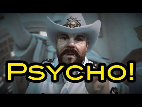 Dead Rising 2: All Bosses and Psychopaths - (720 HD) Xbox 360