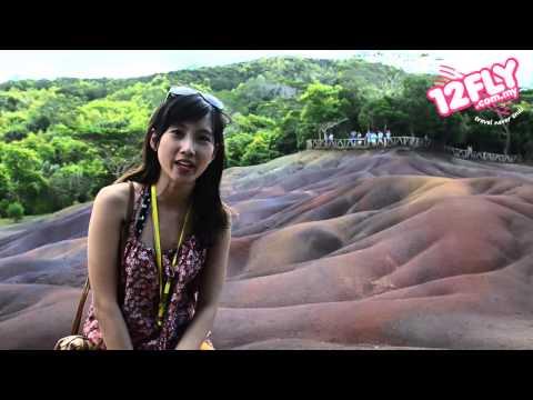 12fly TV - Mauritius Southern Coast Tour