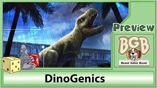 PREVIEW: DinoGenics