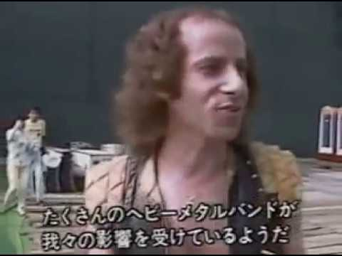 SCORPIONS - LIVE IN TOKYO 1984