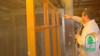 HOLZLAND.BY - Производство деревянных окон и дверей(holzland.by - производство экологически чистых окон и дверей из натуральной сосны, сибирской лиственницы, дуба., 2015-04-30T09:29:00.000Z)