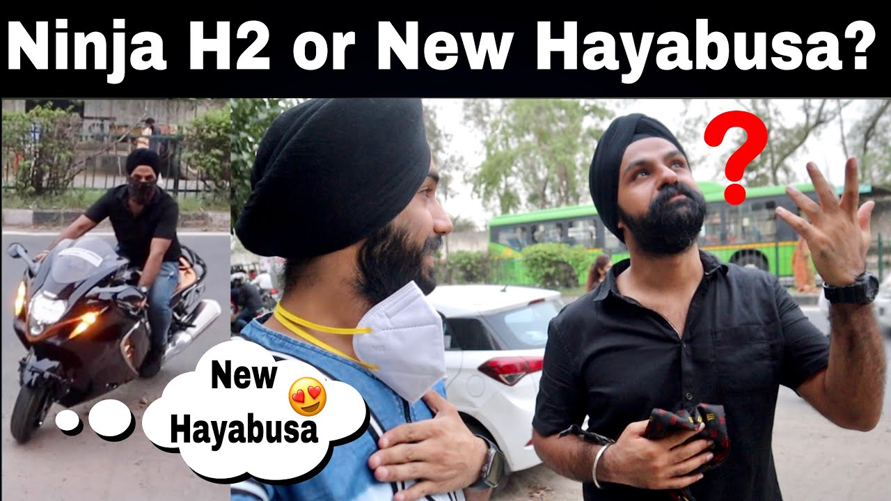 NEW HAYABUSA 2021 or NINJA H2 , What @JS Films ANSWERED? || NEW HAYABUSA 2021 in the HOUSE 😍