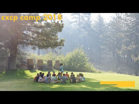 Claremont High School XC Camp 2018