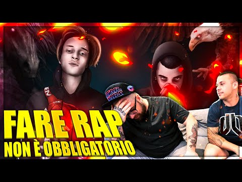 ZANO - NIENTE MALE (RMX) ft. MadMan | RAP REACTION 2018