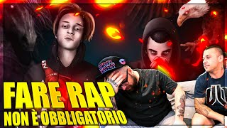 ZANO - NIENTE MALE (RMX) ft. MadMan | RAP REACTION 2018