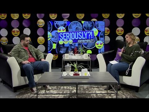 #SeriouslyInterview With Austin Parsley!