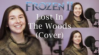 Lost In The Woods - Jonathan Groff (Cover)   Frozen 2