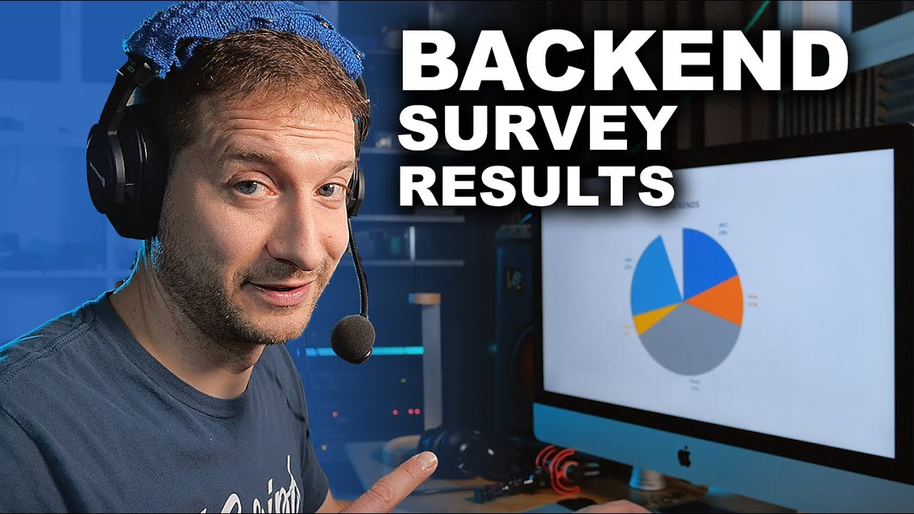 NativeScript Backend Poll Results and Giveaway