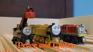 Peace and Quiet (UK MA) Wooden Remake