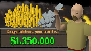 Old School Runescape: The Underground Million Dollar Industry