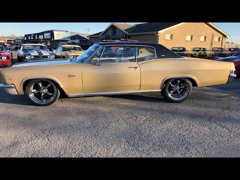 Test 1966 Caprice Drive , Maple Motors