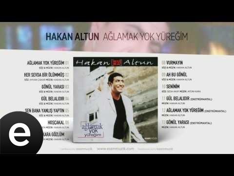 Hoşçakal (Hakan Altun) Official Audio #hoşçakal #hakanaltun