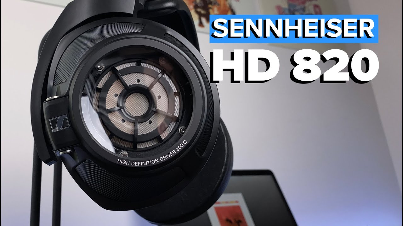 Sennheiser HD 820 Review - Closed-back HD 800S, but at what cost?