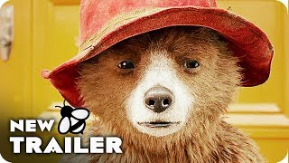 PADDINGTON 2 Trailer First Look (2017)