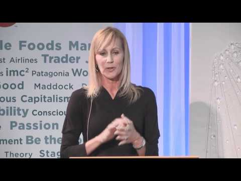 Betsy Myers - Qualities of a Conscious Leader - YouTube