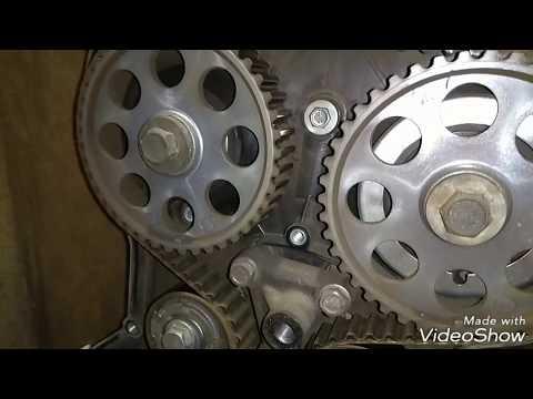 Разборка двигателя Приора ВАЗ 21126