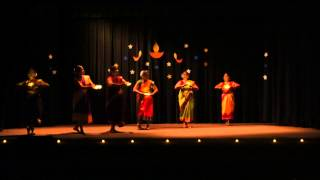 SDMM Diwali 2013 - Diya Dance