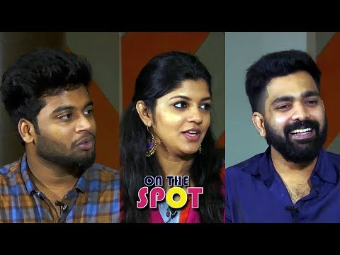 ON THE SPOT With KAMUKI Cast & Crew | Aparna Balamurali | Askar Ali | Dain Davis